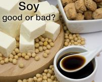 is soy good or bad?